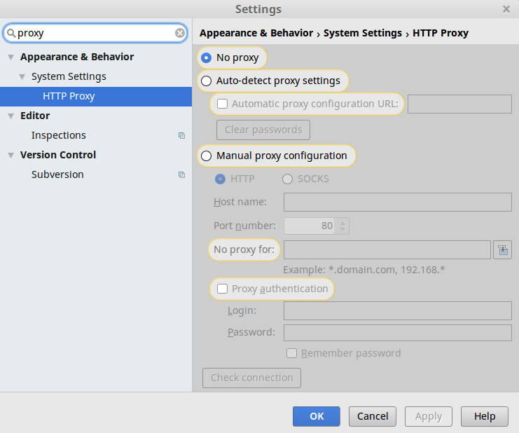 How to speed up Gradle build in Android Studio caused by problems